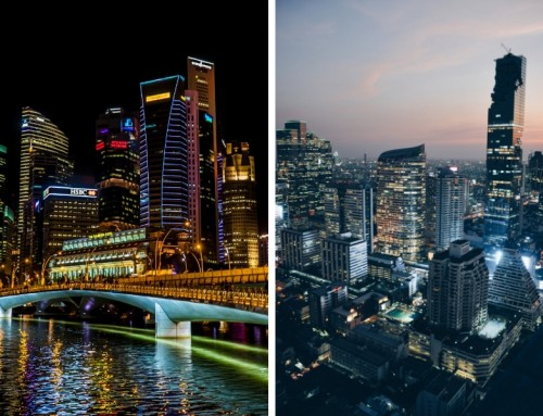 My views on the Singapore and Bangkok property markets